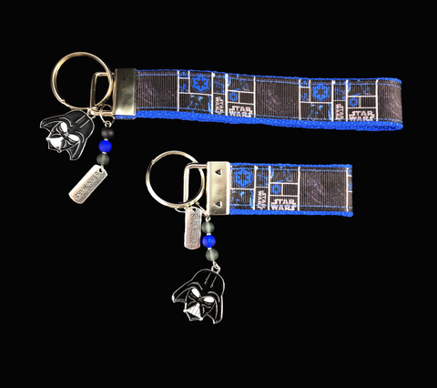 Blue Milk Star Wars Wristlet Keychain