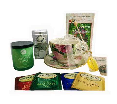 Tea Shoppe Mystery Twinings  Gift Set
