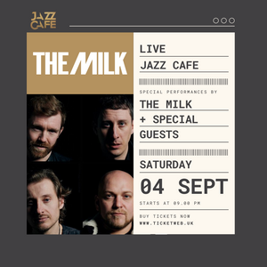 Tour update and new show at The Jazz Cafe