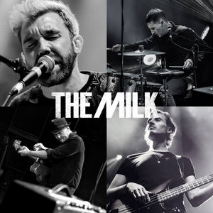 THE BAND EXPLAINS: THE MILK - 'NEVER COME DOWN'