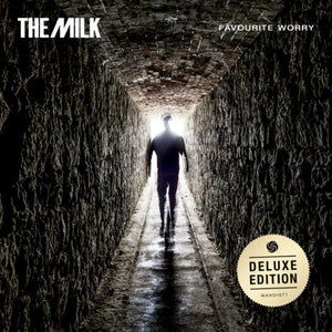 The Milk Favourite Worry Album Cover