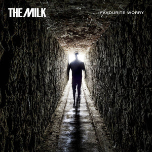 The Milk Favourite worry Album cover BBC 6 Music album of the year man in shadow corridor