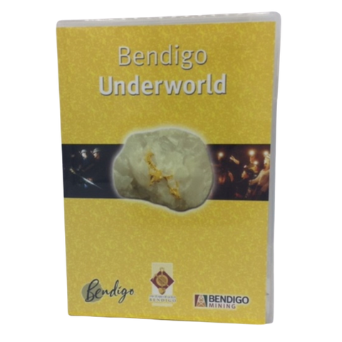 Bendigo Underworld: DVD