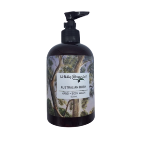 Urthly Organics: Australian Bush Hand & Body Wash 500ml
