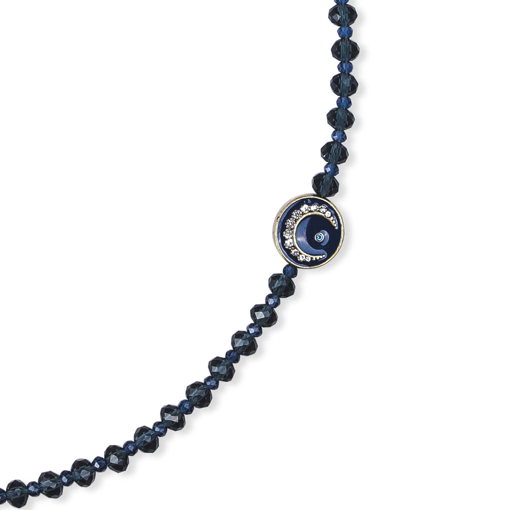 Celestial Beaded Necklace