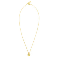 Picture of 18k Gold Plated Small Ball Pendant