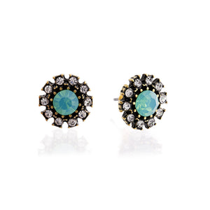 Grace Crystal Earrings