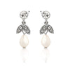 Lula 1920s crystal earrings