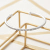 Crystal Edged Bangle