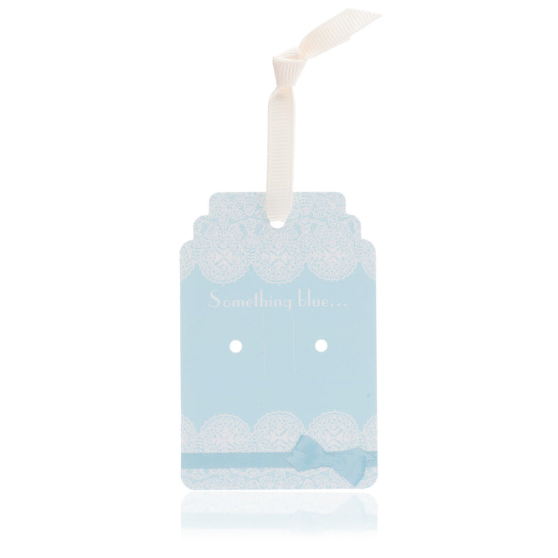 Picture of Something Blue Gift Tag Pack of 10