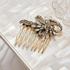 Art Deco Hair Comb