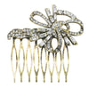 Picture of Art Deco Swirl Hair Comb