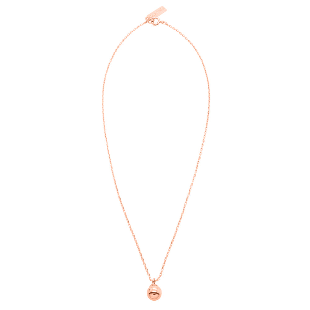 Picture of Rose Gold Plated Small Ball Pendant