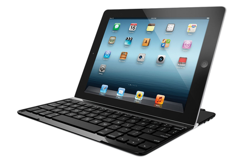 Logitech Ultrathin iPad cover forside