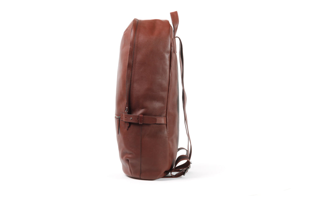 Encore Sack Bag - cognac