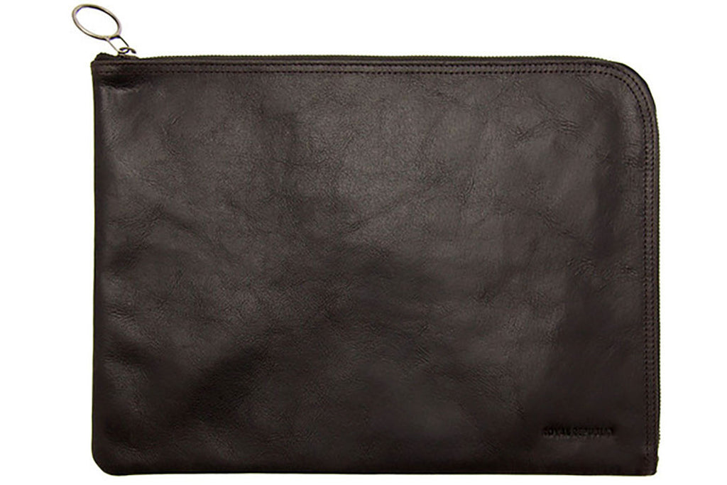 Thin Laptop Cover - Brun 15.4""