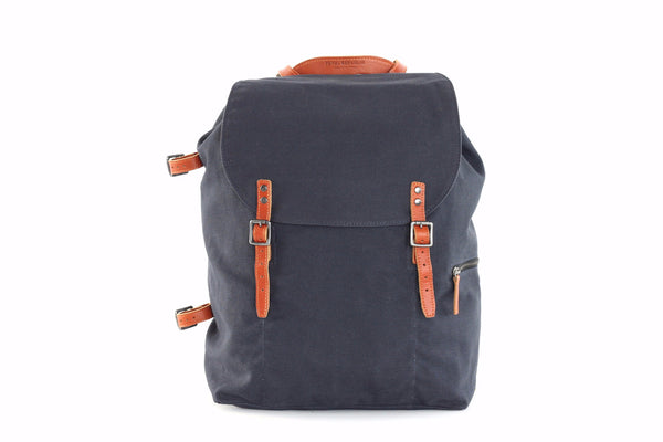 Legioner Canvas Backpack Marine