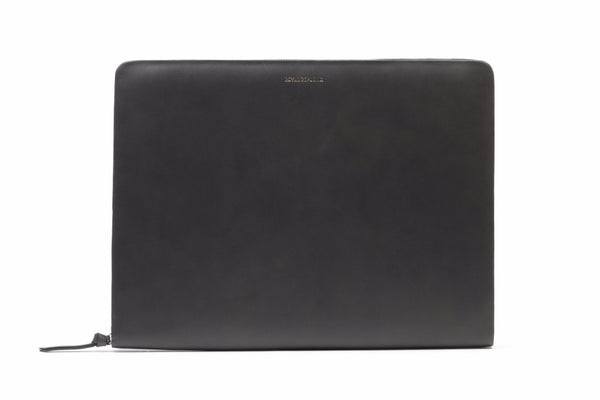 Galax Macbook Læder Cover Grå