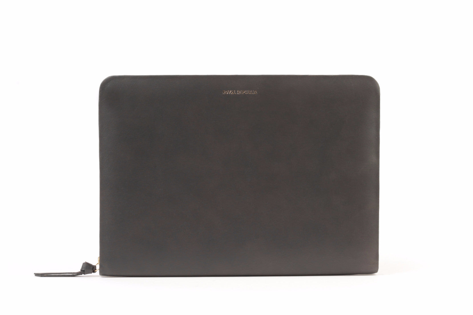 Image of   Galax iPad Læder Cover - Grå
