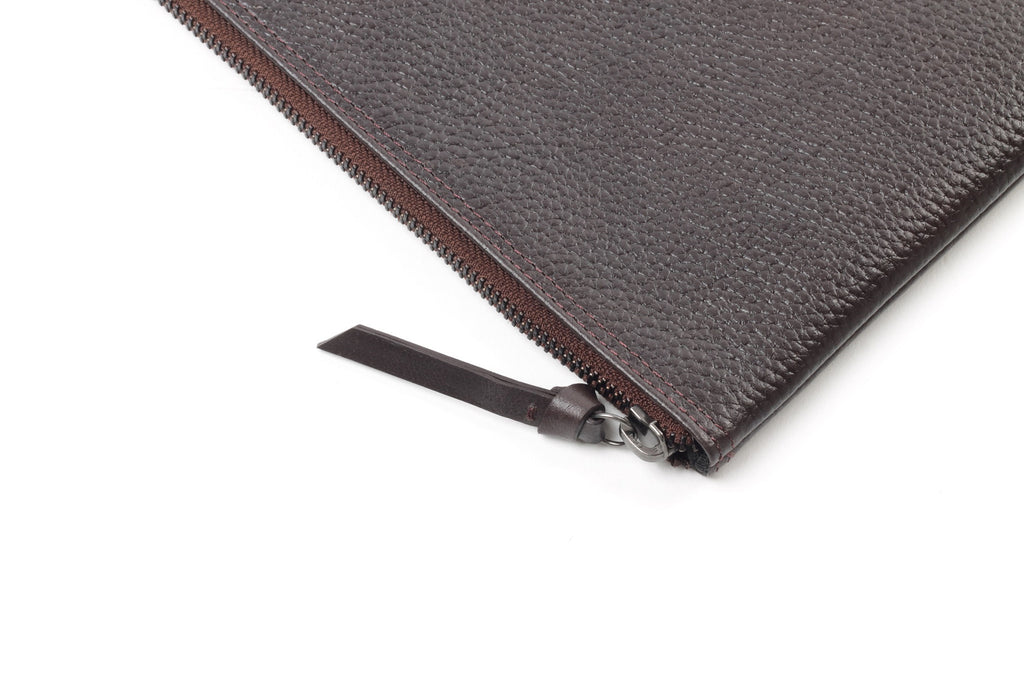 Laptop Sleeve Caviar Brun