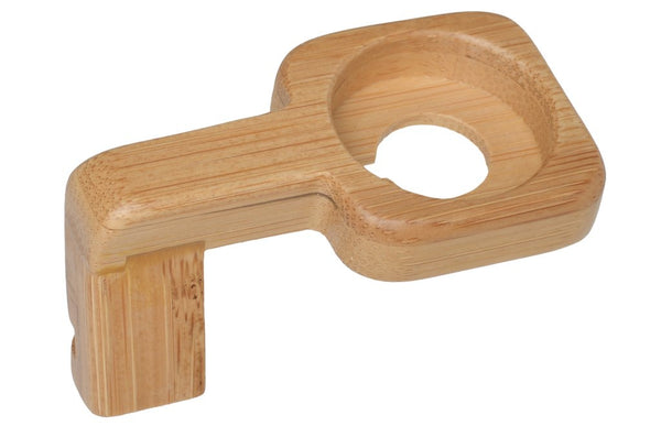 ALLDOCK Apple ur holder, Bambus