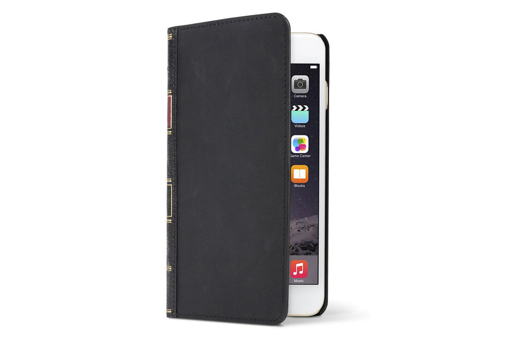 BookBook til iPhone 5 Sort