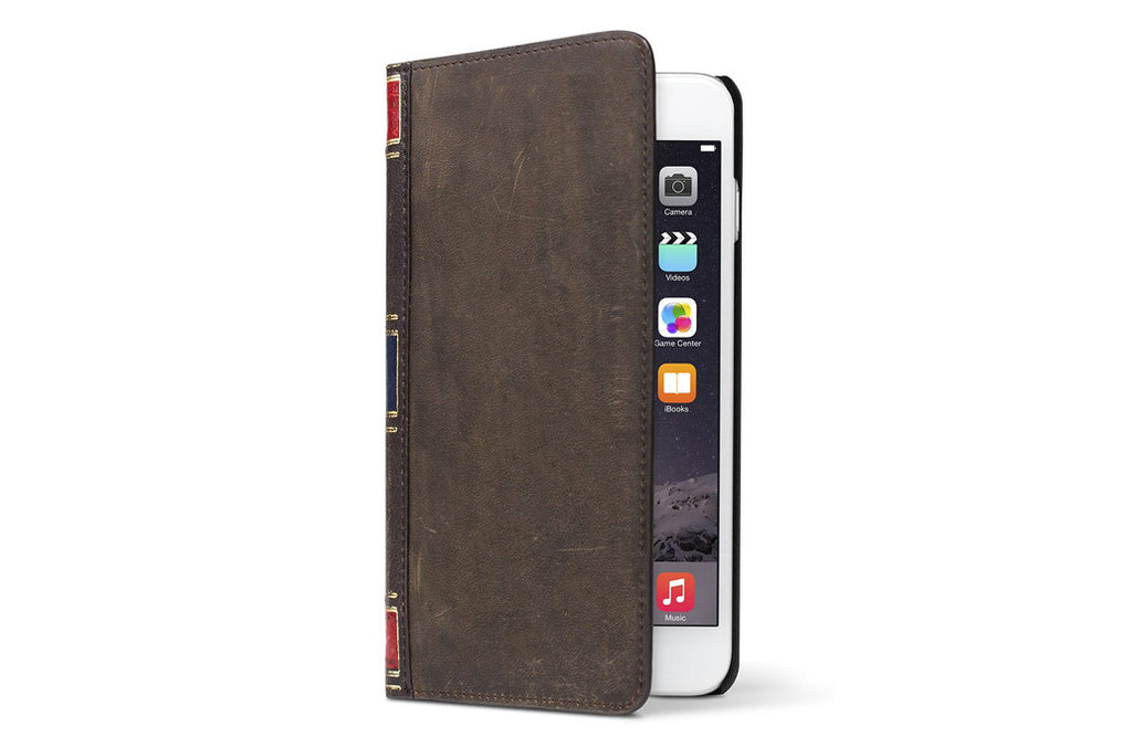 BookBook til iPhone 7/8 Plus Brun