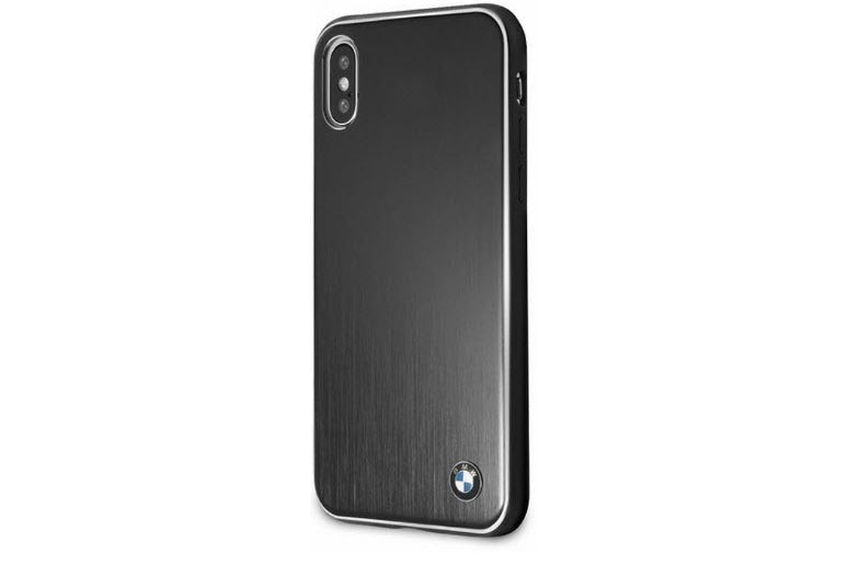 Image of   BMW Brushed Black iPhone X