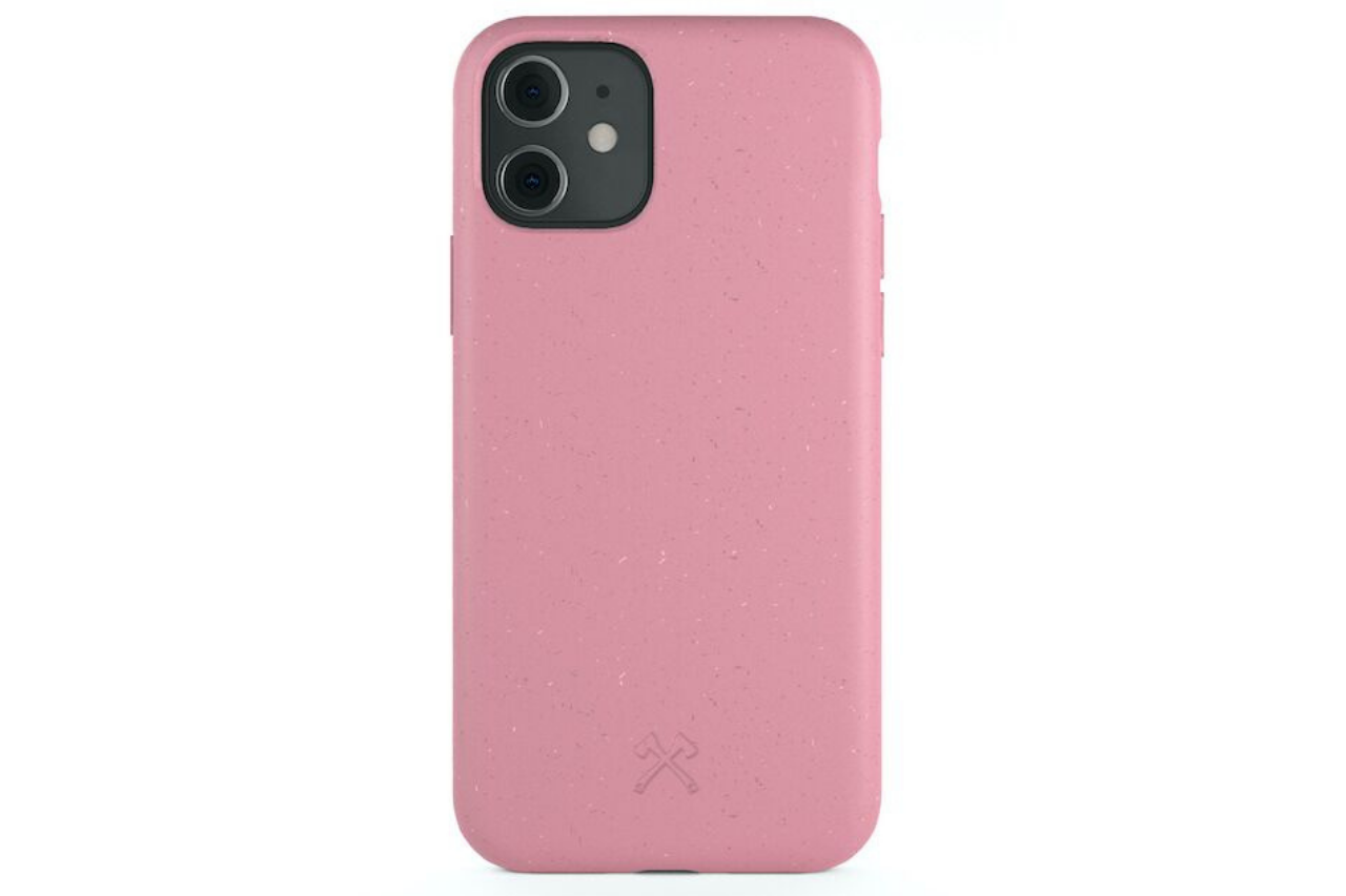 Biocase iphone 11/ iphone xr pink fra woodcessories på coverme