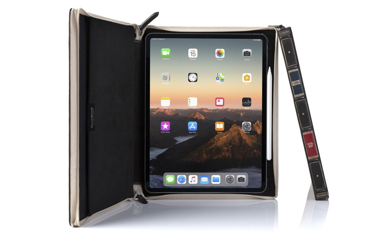 Image of   BookBook iPad 12.9 (USB-C) Brun