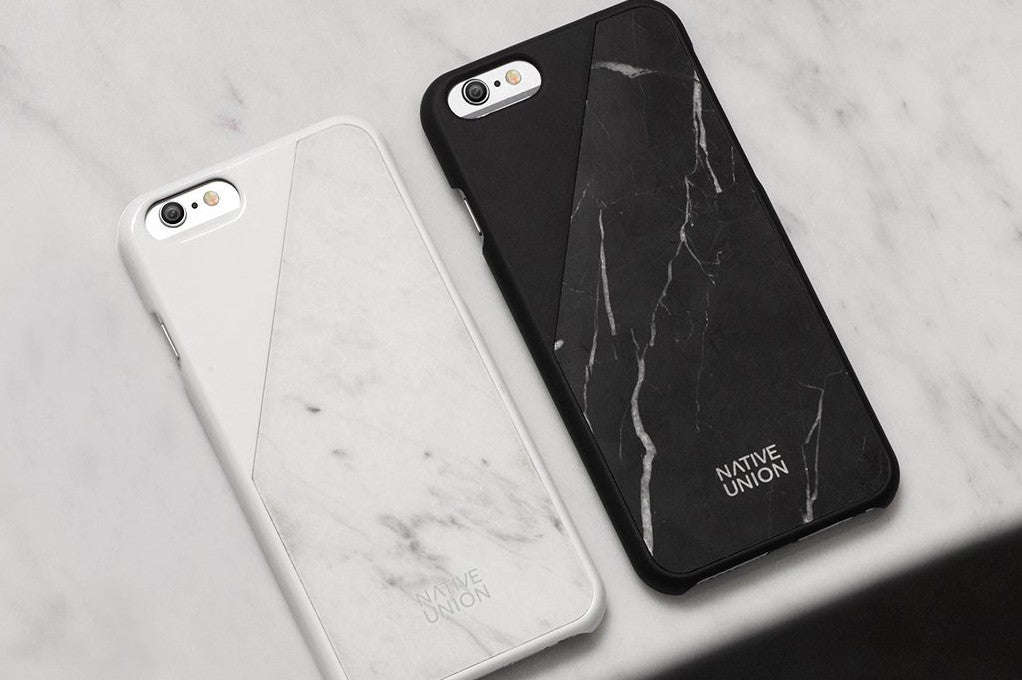 Click Marble iPhone 6/6s Sort