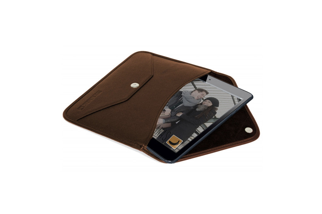iPad mini cover - Envelope - Brun