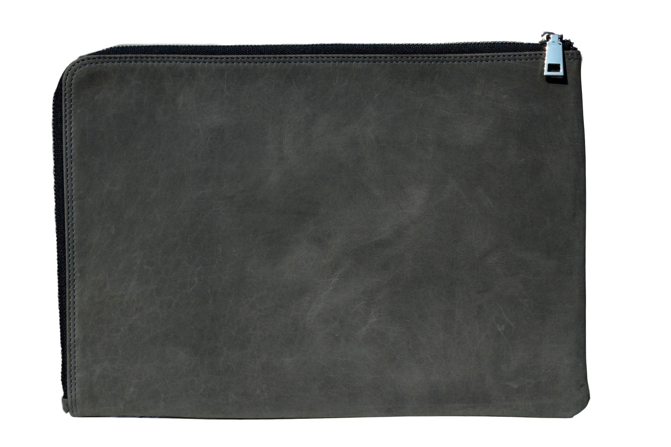 "corium – Macbook 13"" læder sleeve antracit på coverme"