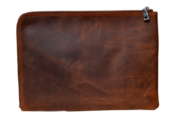 "MacBook 13"" Læder Sleeve Brun"