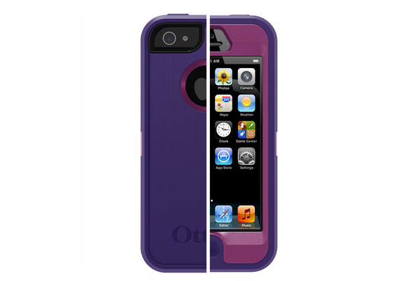 Defender Series til iPhone 5 - Lilla