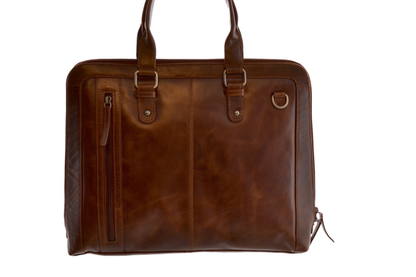 Corium laptop Workbag - brun