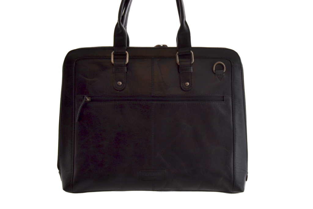 Corium laptop Workbag - sort