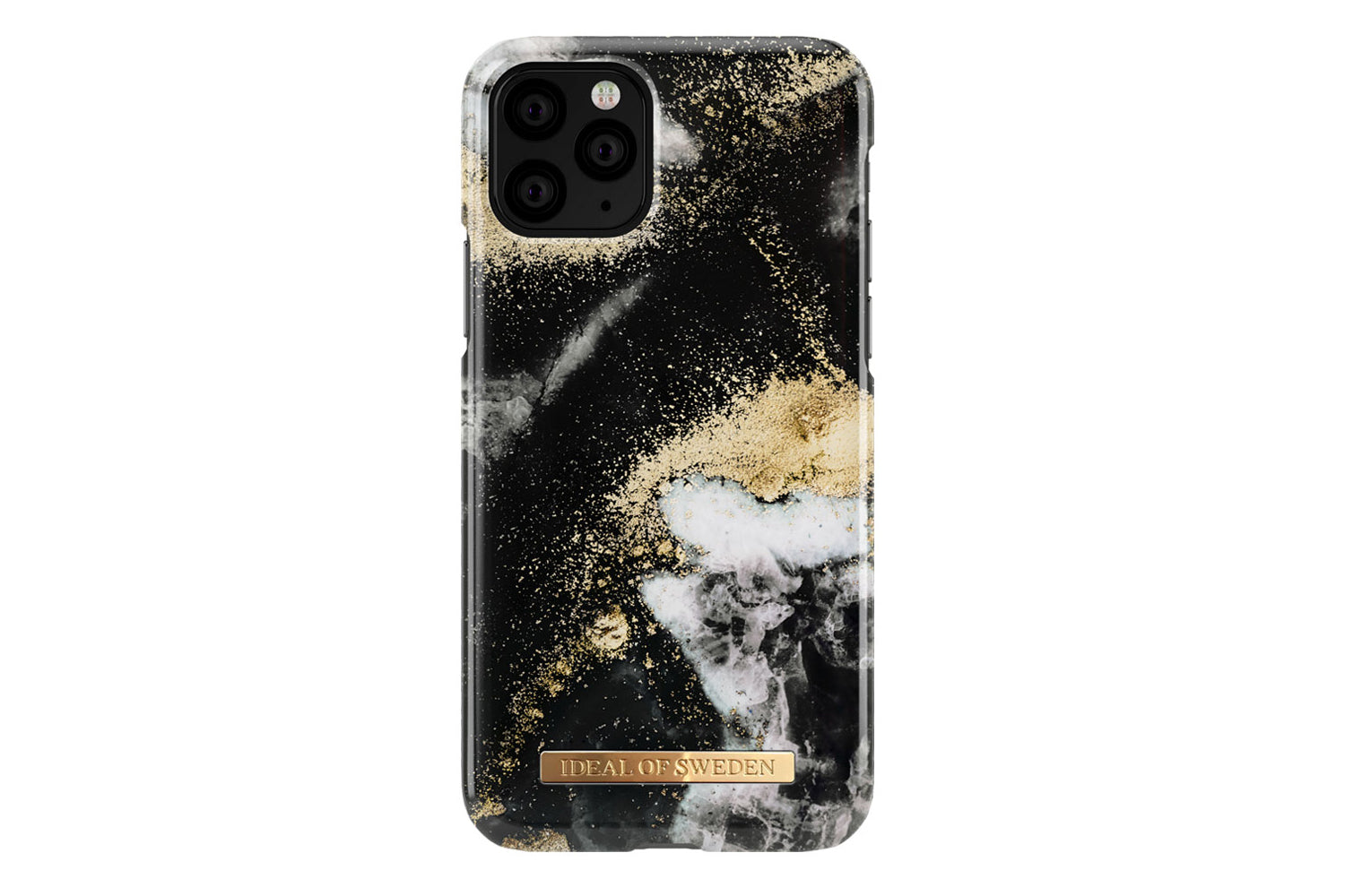Ideal black galaxy iphone 11 pro fra ideal of sweden fra coverme