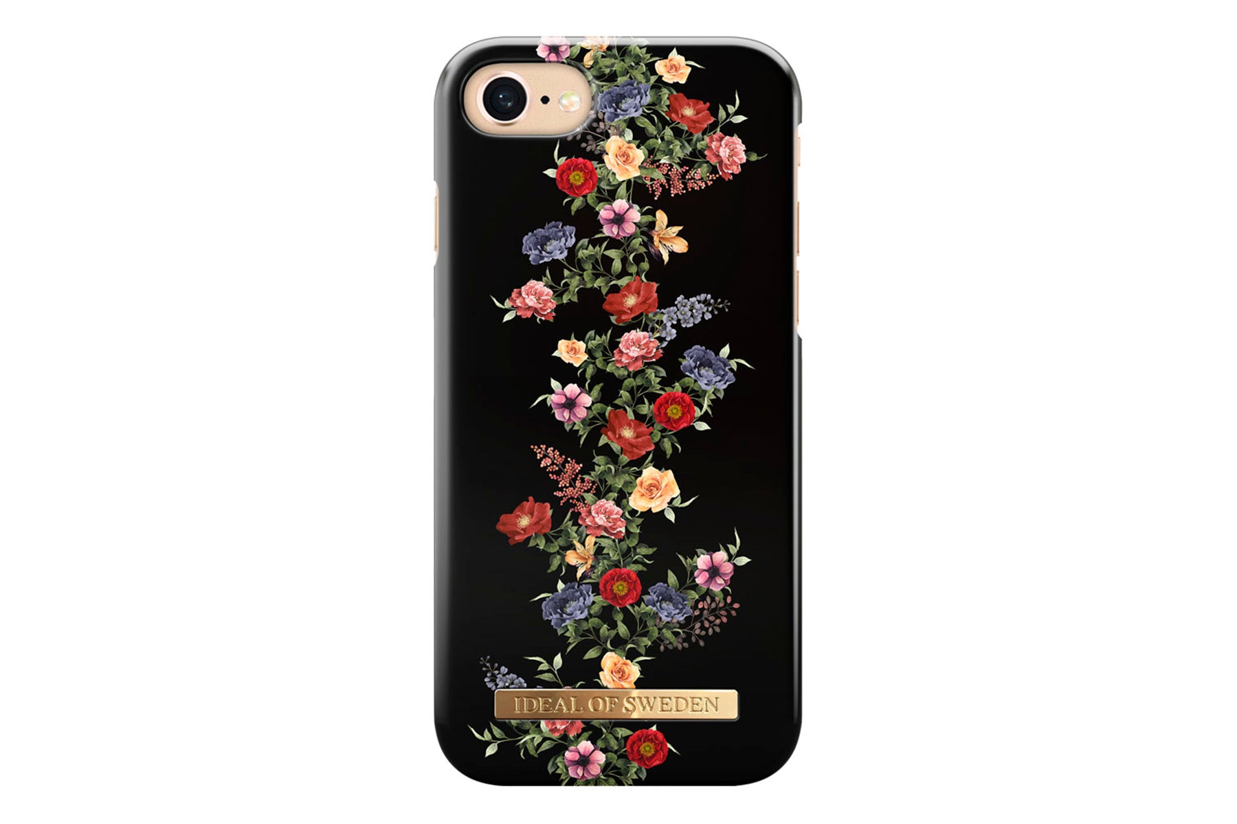ideal of sweden Ideal dark floral iphone 6/6s/7/8 på coverme