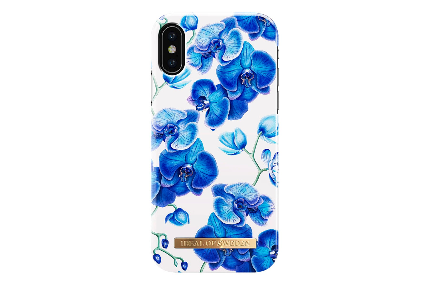 Ideal baby blue iphone x fra ideal of sweden fra coverme