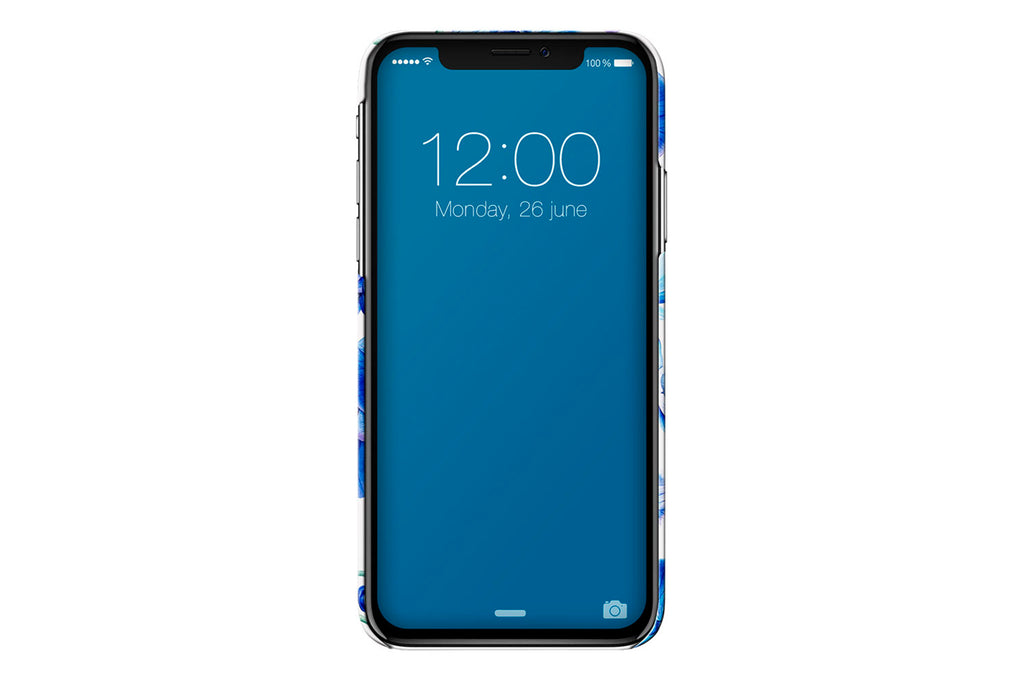 IDEAL Baby Blue iPhone X