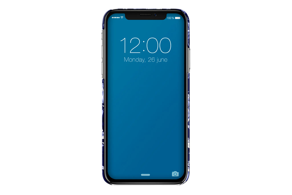 IDEAL Sailor Blue iPhone X
