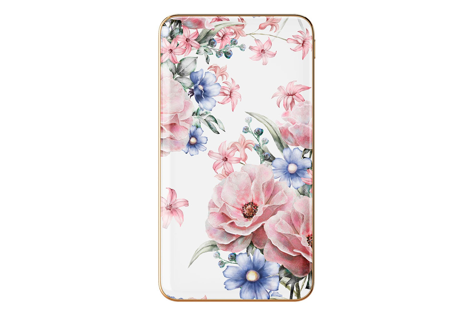 Ideal floral romance power bank fra ideal of sweden fra coverme