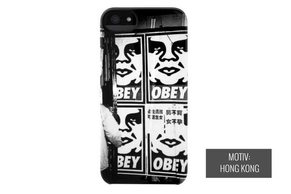 OBEY HK iPhone 5 cover