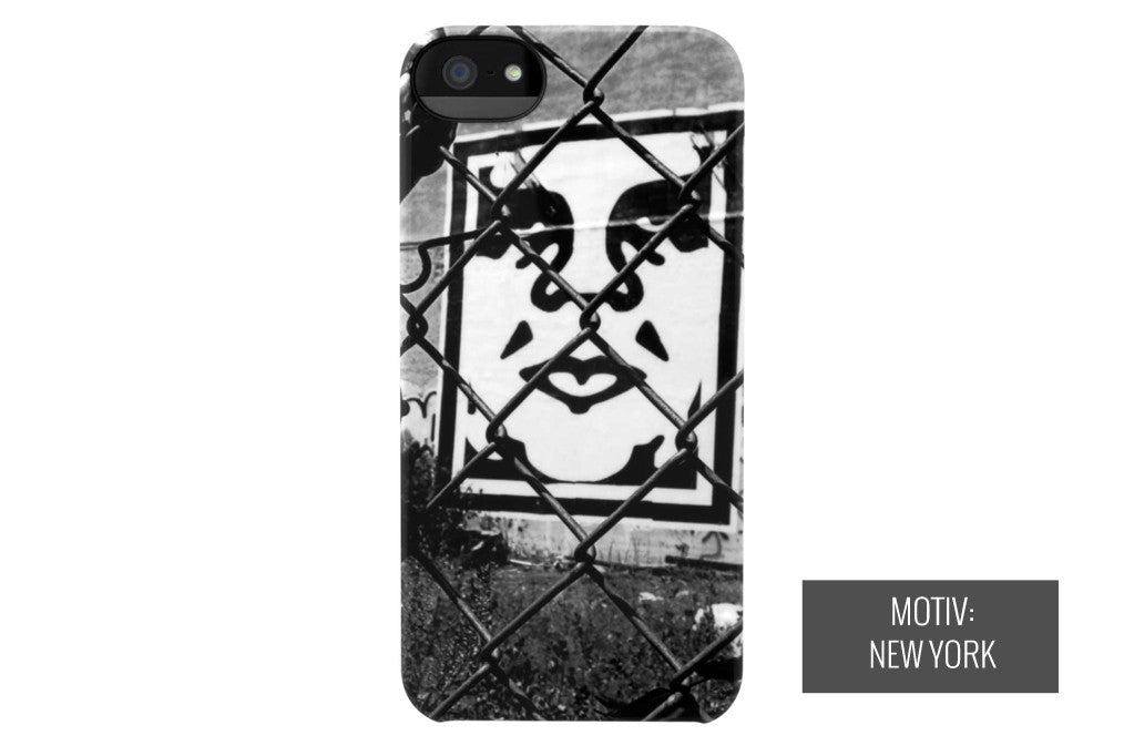 incase Obey ny iphone 5 cover fra coverme