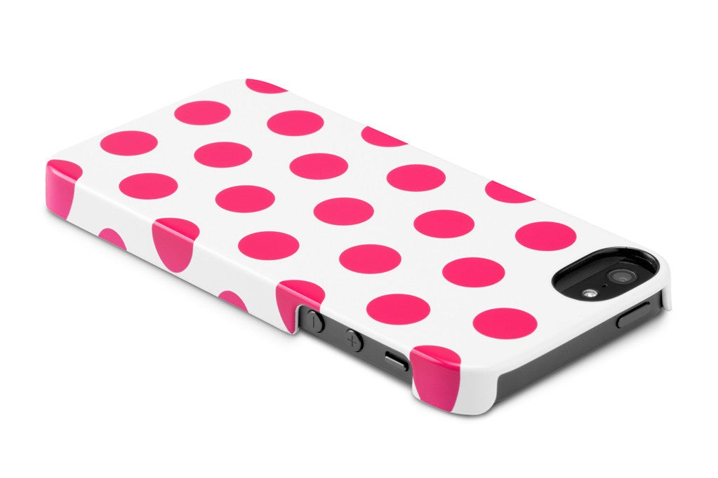 Snapcase til iPhone 5 - Prikket
