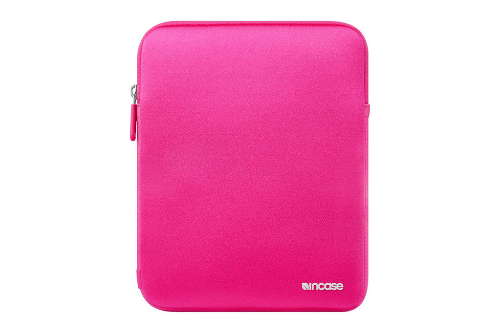 Neopren iPad cover Pink