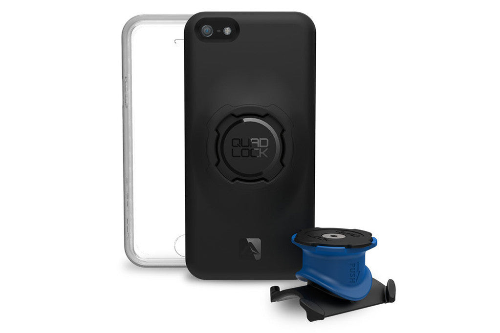 Image of Quadlock - Bike Kit til iPhone 6