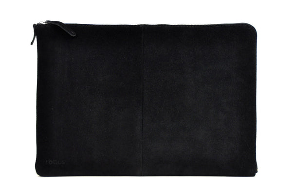 Ruskind laptop cover Sort