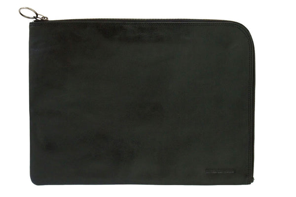 Thin Laptop Cover - Sort